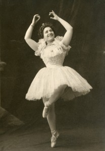 Senora Matildita in 1906, San Francisco
