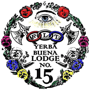 IOOF Lodge No. 15 Seal