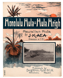 Honolulu Hula-Hula Heigh