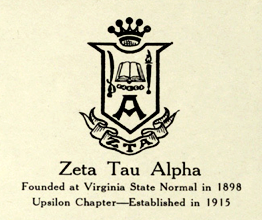 ZetaTauAlphaSeal_1921yrBook