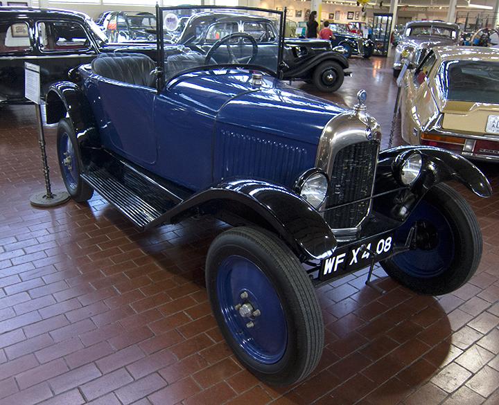 1924 Citroën 5CV Trèfle