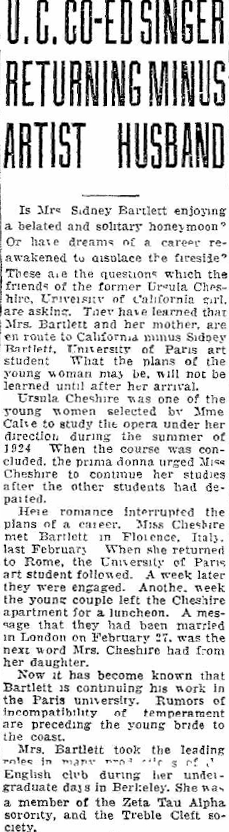 "The ""Oakland Tribune,"" June 13, 1925"