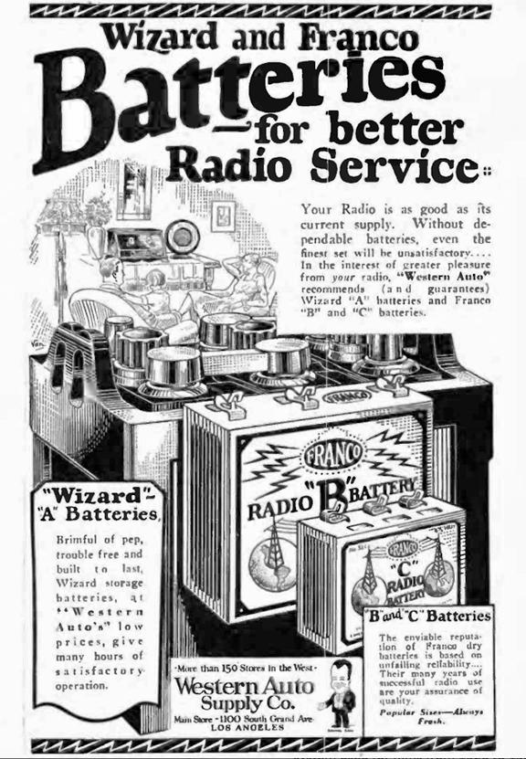 Radio Doings ad