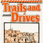 Trails and Automobile Drives in the Grand Canyon