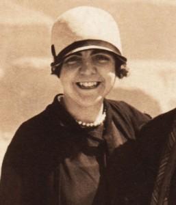 Ursula Cheshire, 1926
