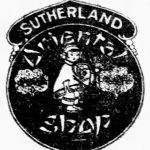 Sutherland Oriental Shop logo