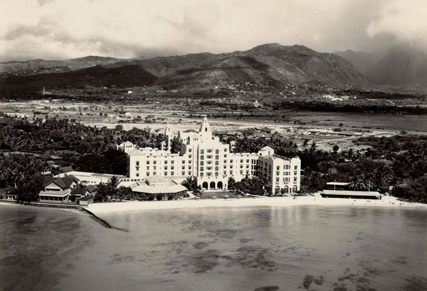 Royal Hawaiian 1928
