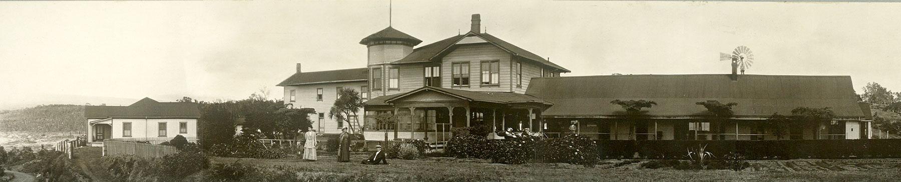 Volcano House 1912