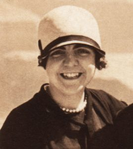 Ursula Cheshire in 1926